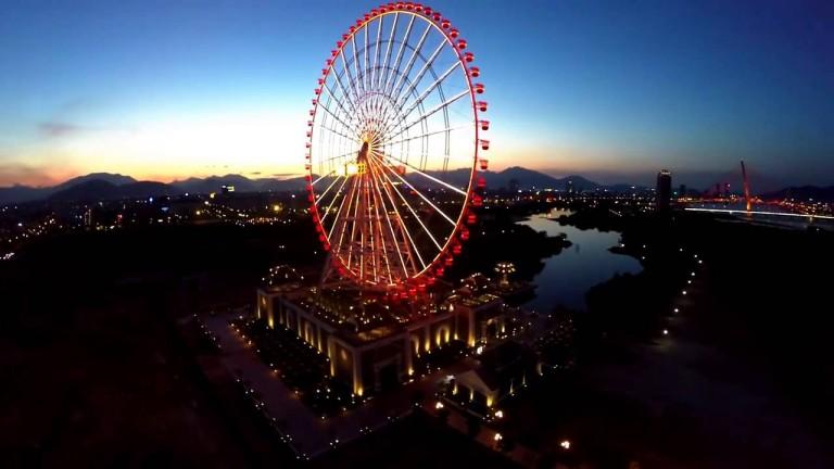 asia-park-sunwhell danang destinations