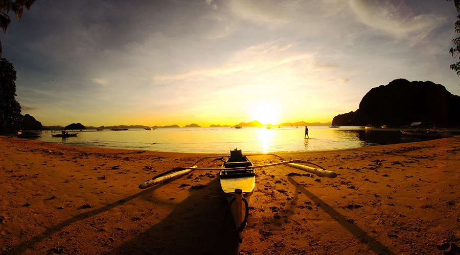 corong lascabanas calaan bay sunset-watching philippines travel tips