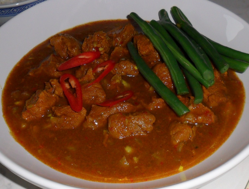 curry Myanmar