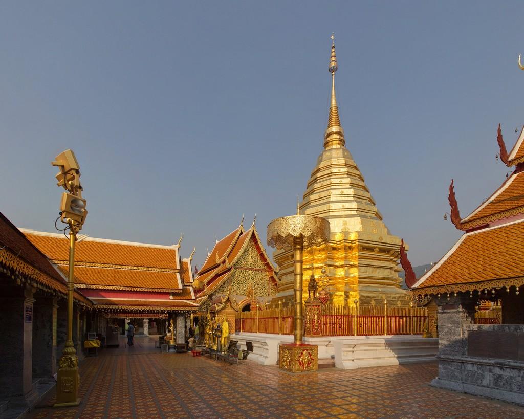 doi suthep chiang mai thailand travel destinations ii