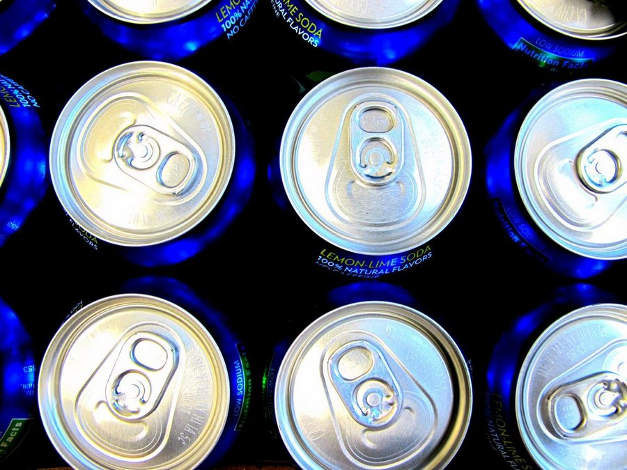 soda can free things you can get on a flight travel tips 1