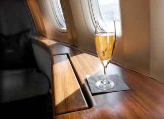 free things you can get on a flight travel tips 2