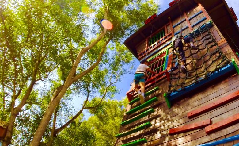 gecko_tower penang zipline