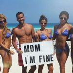 Man quits his job, travels around the world but doesn't forget to tell his mom he's fine