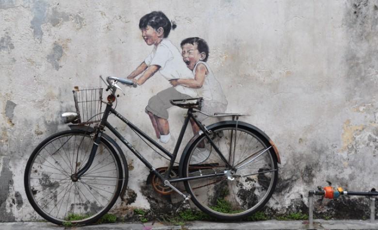 marufish_penang street art wall malaysia