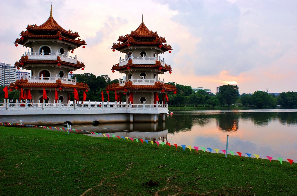 singapore's chinese garden travel destinations 10