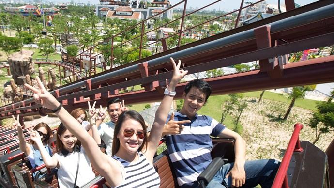 sky treaure asia park danang destinations
