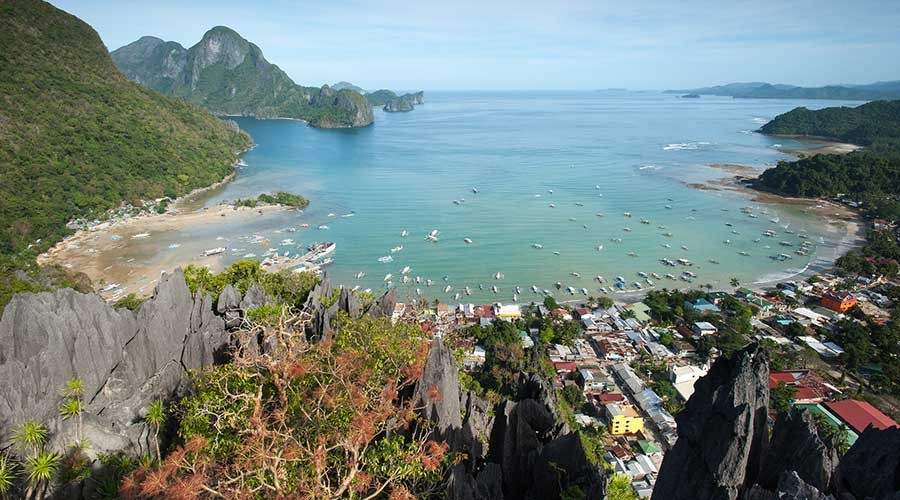taraw viewpoint philippines travel guides