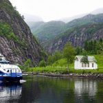 Excursion on Lysefjord, Norway