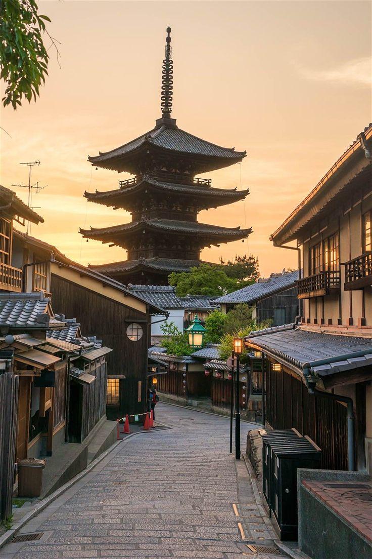 kiyomizu dera temple lane