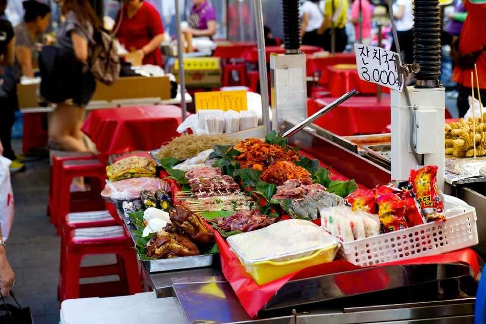 namdaemun market south korea seoul (1)