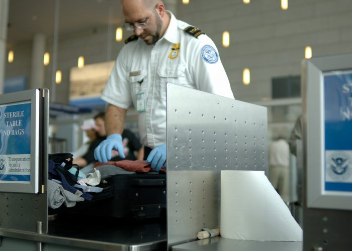3.-Not-having-TSA-Precheck-airport airline travel tips
