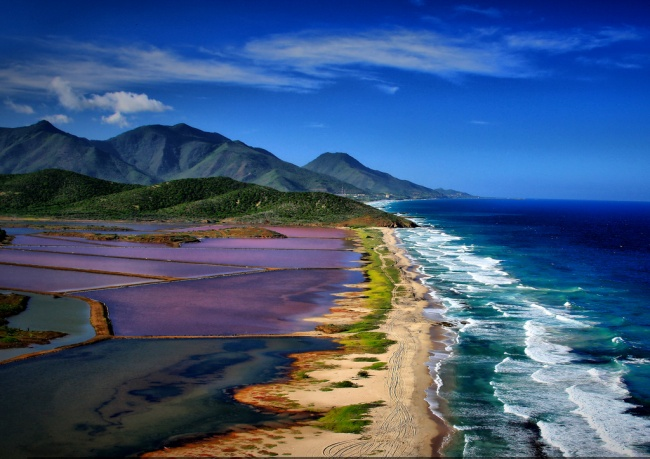 Resort Porlamar on Margarita Island, Venezuela