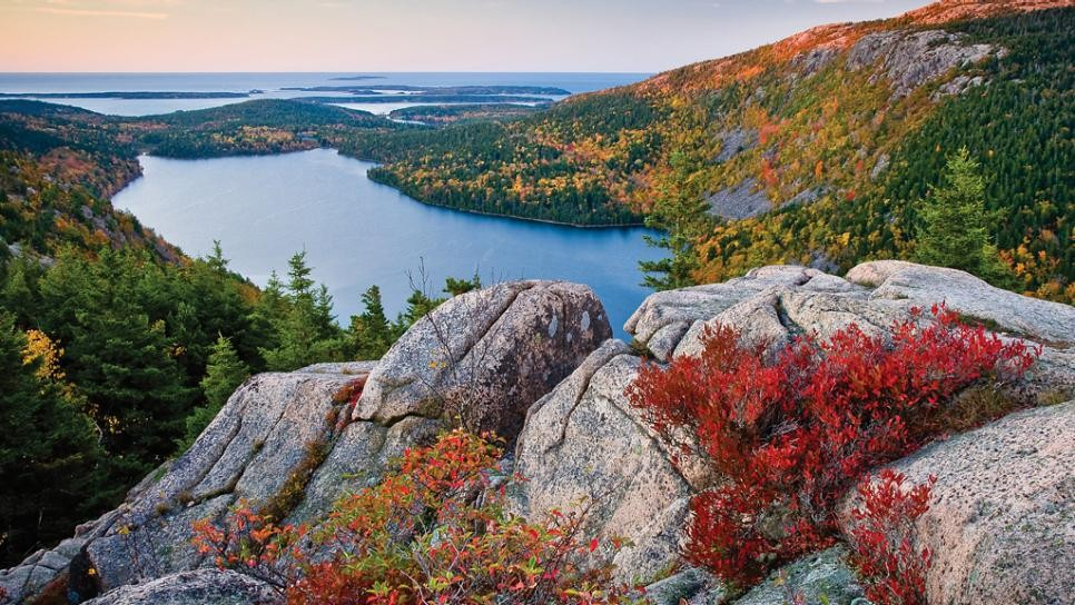 Acadia National Park, US national park