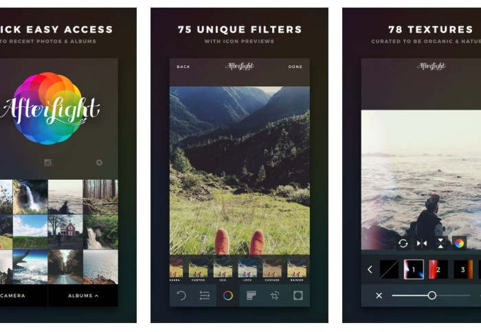 Afterlight, photo apps, photography tips, best vacation shots