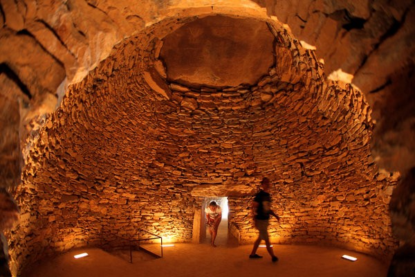 Antequera Dolmens, Spain, world heritage sites
