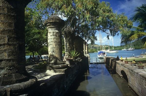 Antigua Naval Dockyard, Antigua and Barbuda, world heritage sites