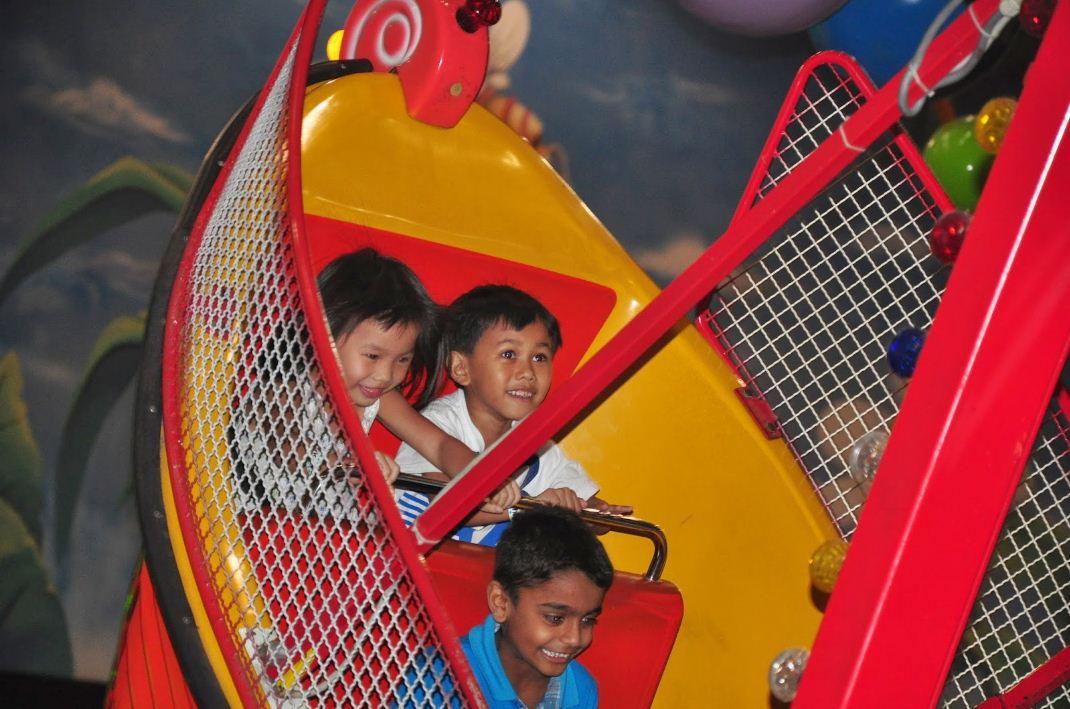 Berjaya Times Square Theme Park Kuala Lumpur tourist attraction map address guide opening hours (1)