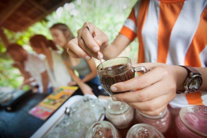 Civet Coffee, coffee origins