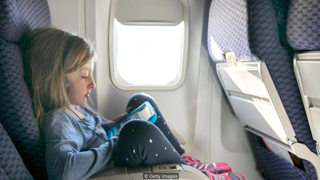 Noise-cancelling headphones can help reduce disturbing white noise (Credit: Getty Images)