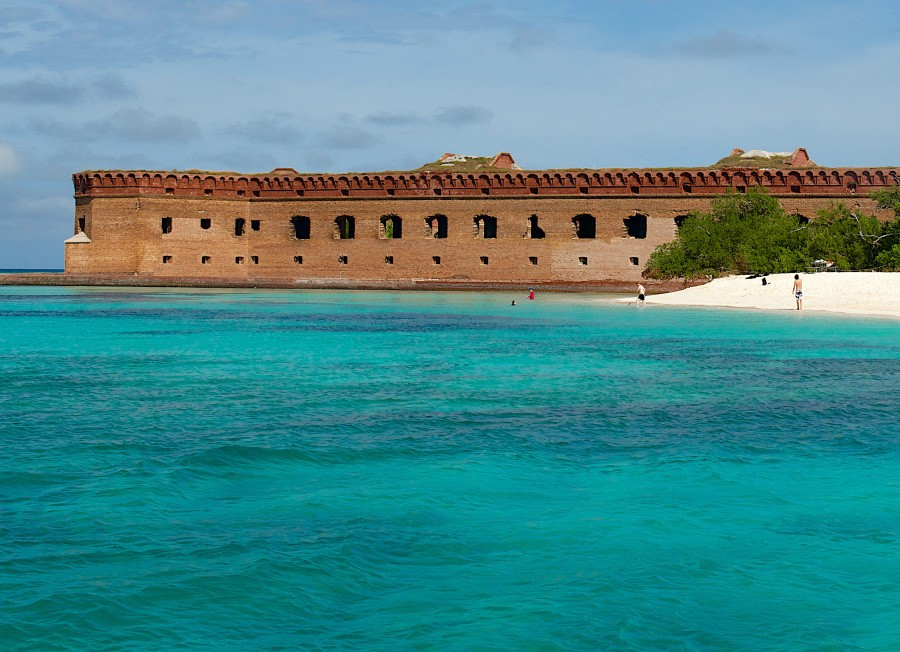 Dry Tortugas, US national park