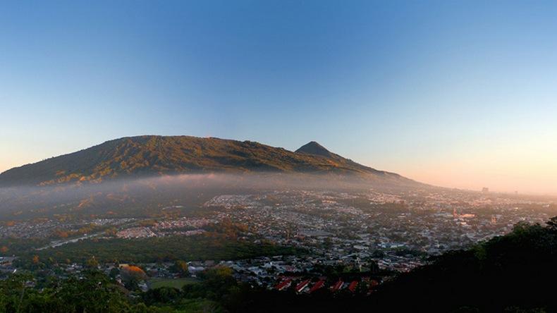 El-Salvador-Diego-Brito Volcanoes