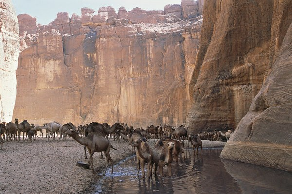 Ennedi Massif's Natural and Cultural Landscape, Chad, world heritage sites