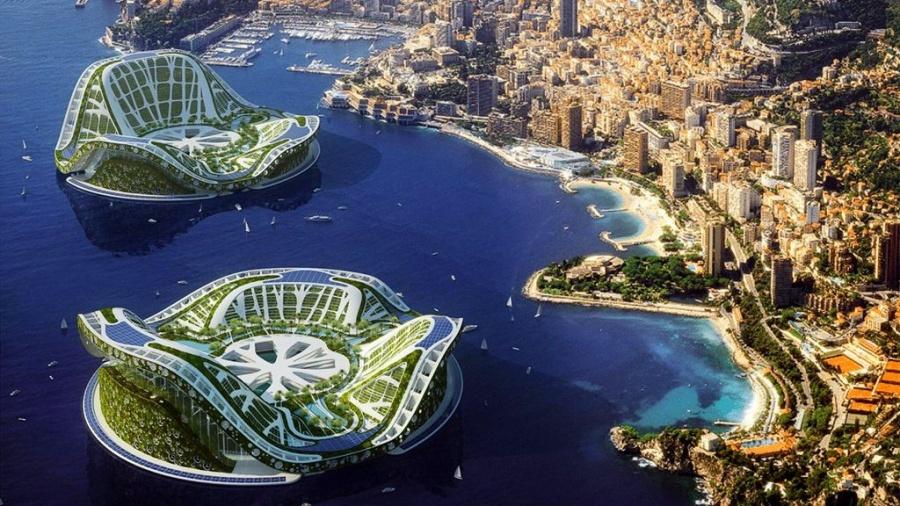 Floating ecopolis 2