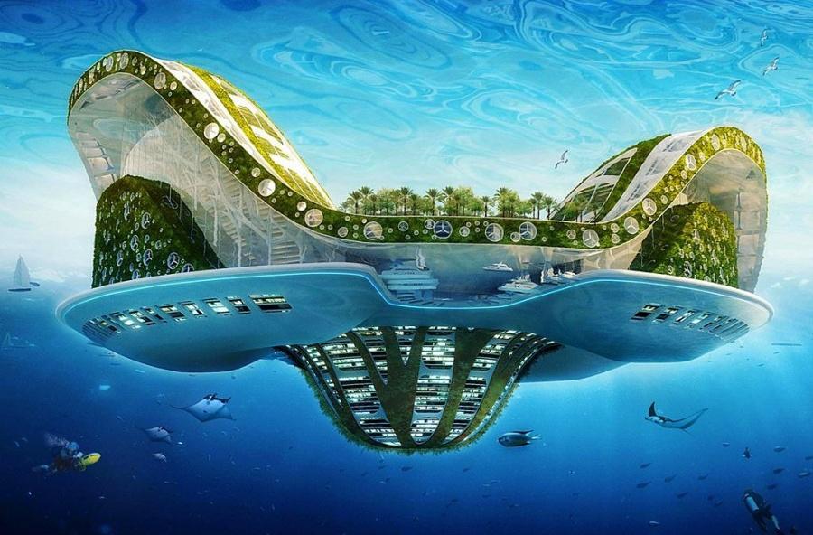 Floating ecopolis