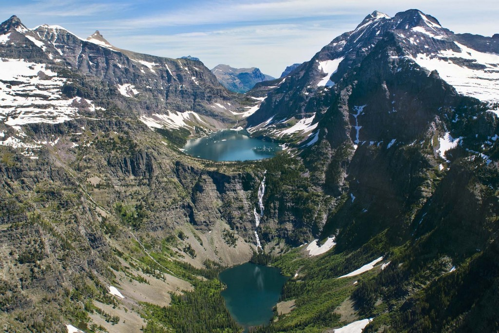 Glacier National Park, US national park