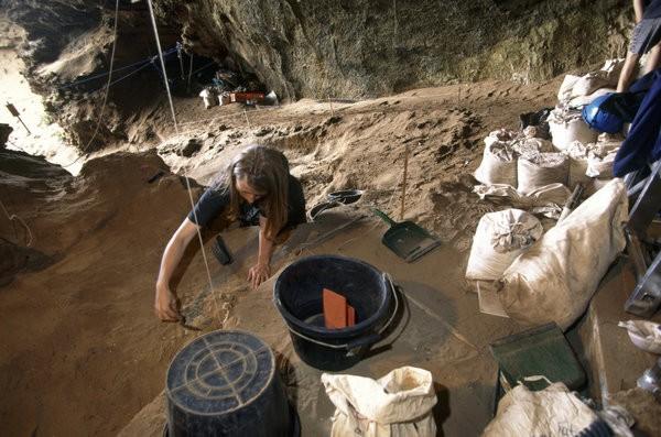 Gorham's Cave Complex, U.K, world heritage sites