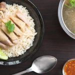 Tasting Hainanese chicken rice – One of the most Singaporean famous dish