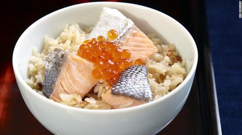 Harako meshi, Japanese foods, tohoku, Japan