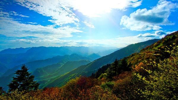 Hubei Shennongjia, China, world heritage sites