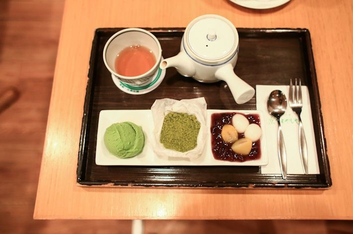 Kagizen Yoshifusa tearoom, kyoto, japan . Image of Kyoto itinerary 2 days blog.