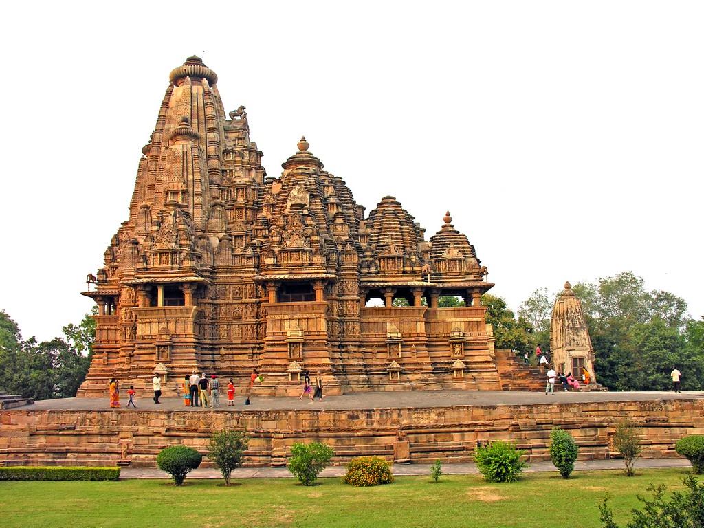 Khajuraho Temples, Chhatarpur, Madhya Pradesh,India