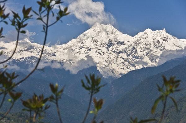 Khangchendzonga National Park, India, world heritage sites