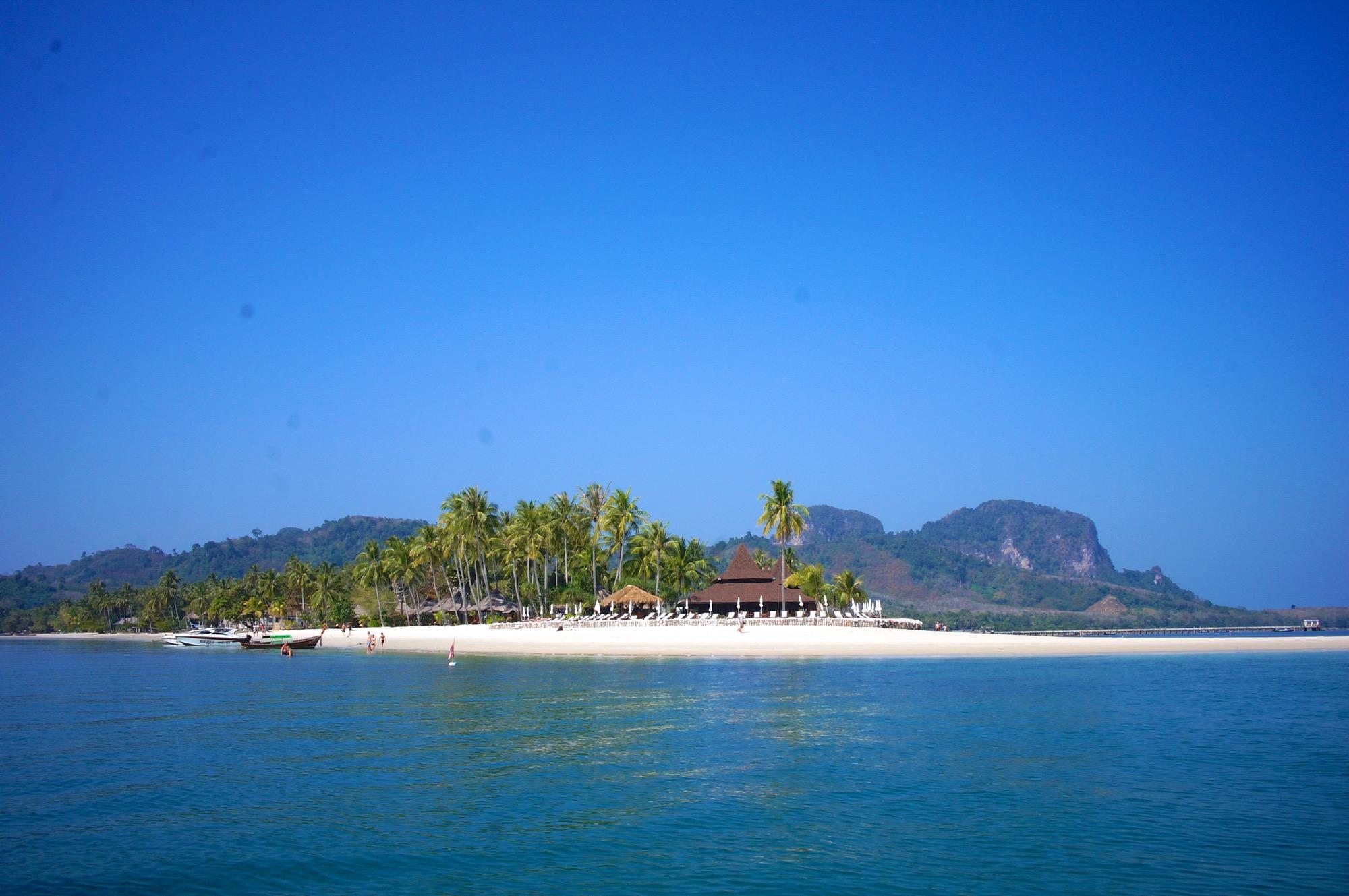 Glorious Koh Mooh Island. Source girlslove2travel.com