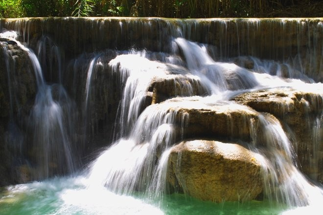 Kuang Si Waterfalls, things to do, Luang Prabang, Lao