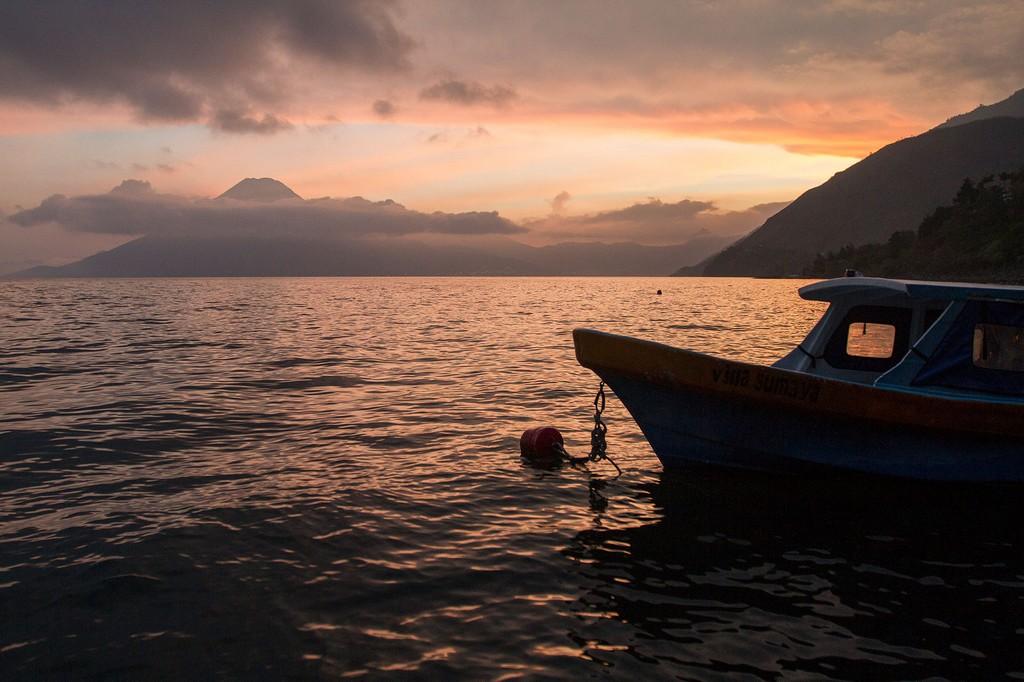 Lake_Atitlan, Guatemala, sweetest brew, coffee origins