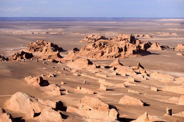 Lut Desert, Iran, world heritage sites
