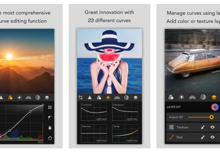 MaxCurve, photo apps, photography tips, best vacation shots