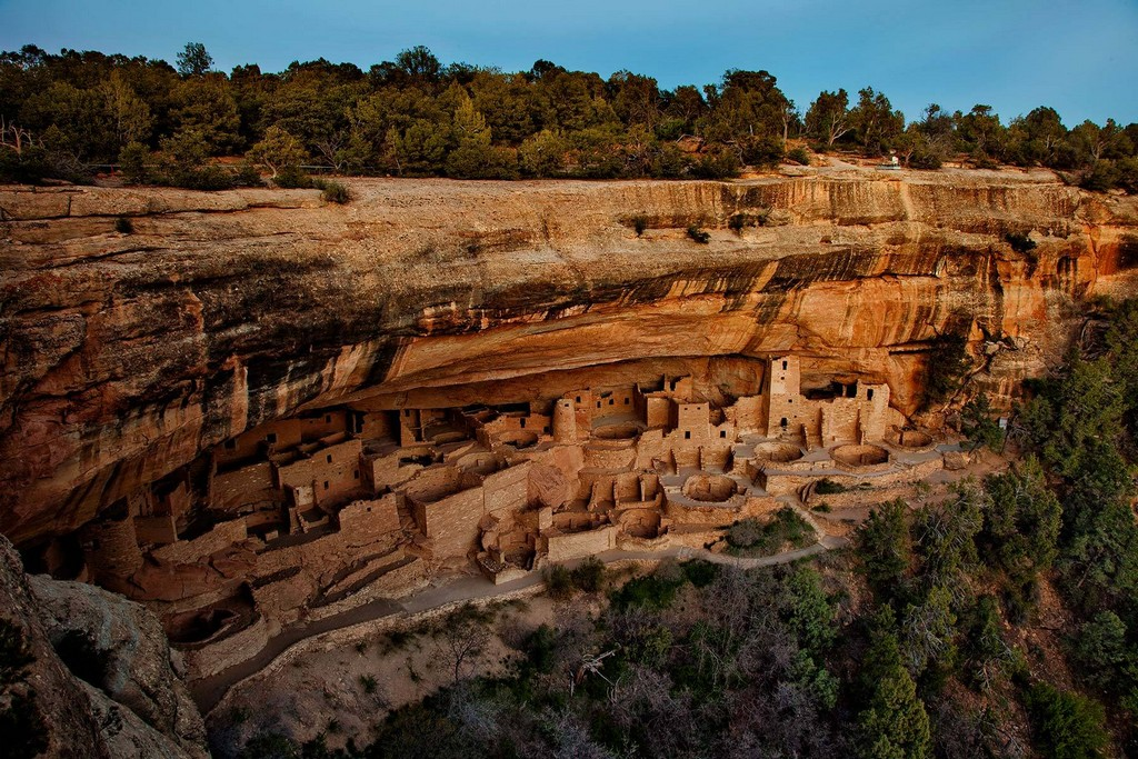 Mesa Verde, US national park