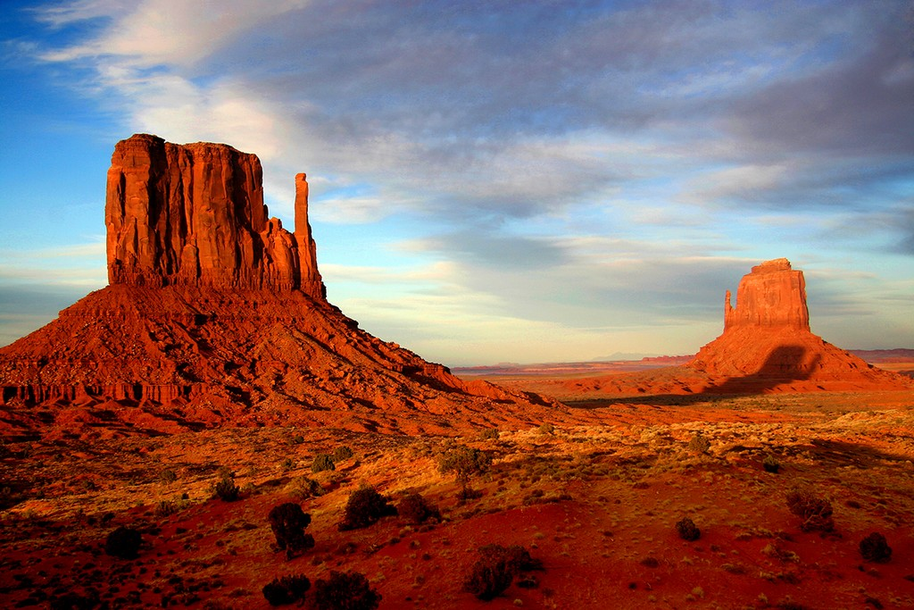 Monument Valley, US national park