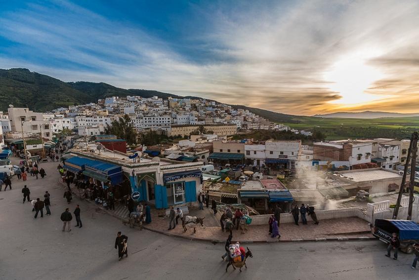 Moulay Idriss Zerhoun morocco 2