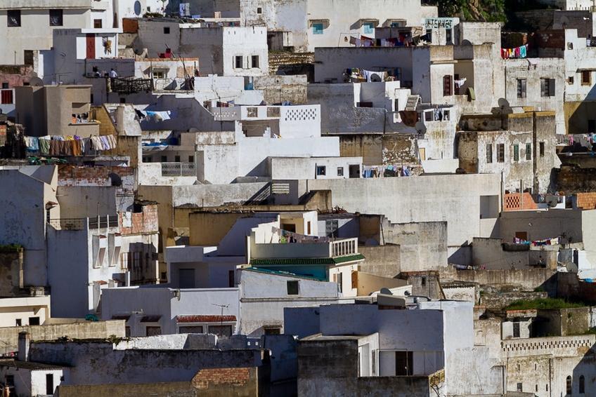 Moulay Idriss Zerhoun morocco