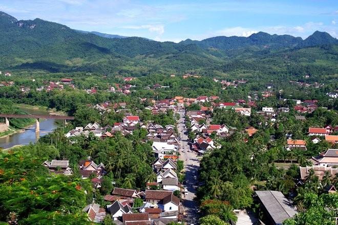 Mount Phousi, things to do, Luang Prabang, Lao