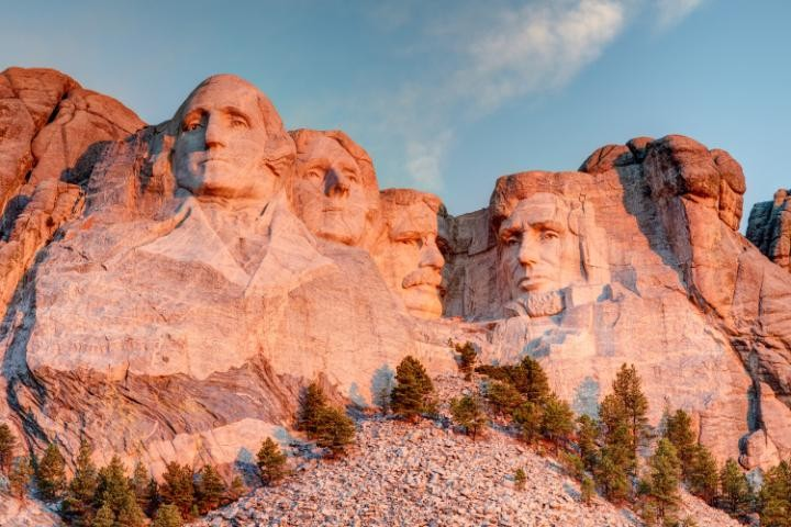 Mount Rushmore, US national park