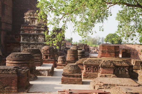 Nalanda Mahavihara, India, world heritage sites