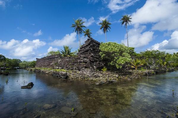 Nan Madol, Micronesia, world heritage sites